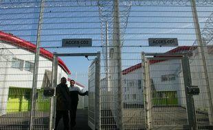 24/03/11, Bourg-en-Bresse. Centre penitentiaire de Bourg-en-Bresse.