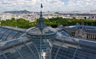La rénovation du Grand palais commence ce vendredi