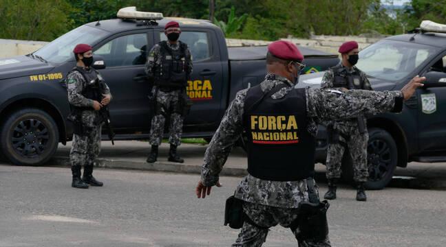 Brésil : Une gigantesque chasse à l'homme pour retrouver l'assassin présumé de quatre personnes