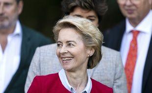 La nouvelle présidente de la Commission européenne Ursula von der Leyen est sous pression pour changer l'intitulé du portefeuille d'un commissaire liant migration et