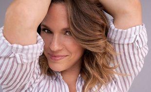 La chanteuse et comédienne Lorie Pester.