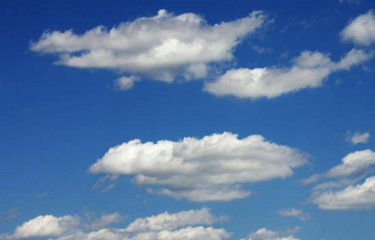 Illustration d'un ciel nuageux. – SUPERSTOCK / SIPA
