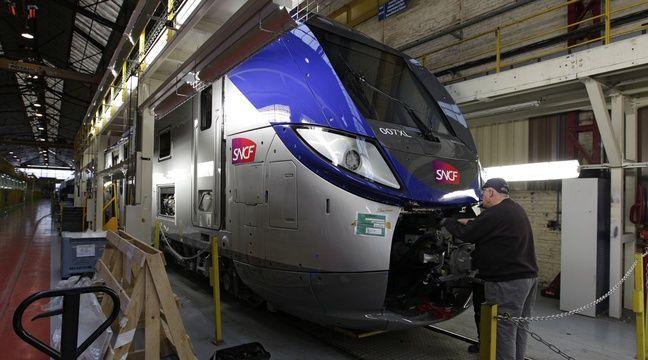 Les Hauts-de-Francepassent une commande de 565millions d'euros à Bombardier