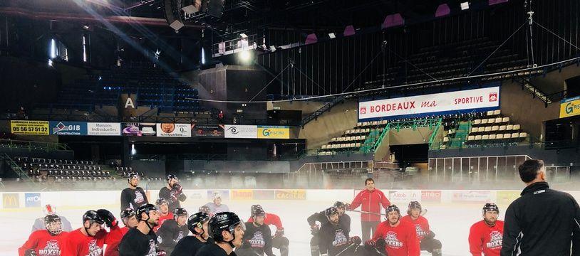 Les Boxers de Bordeaux n'ont plus accès à la patinoire Mériadeck.
