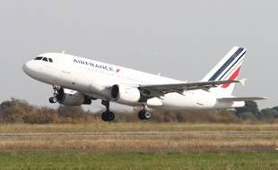 Une Navette de Hop décolle à Montpellier ce mercredi.