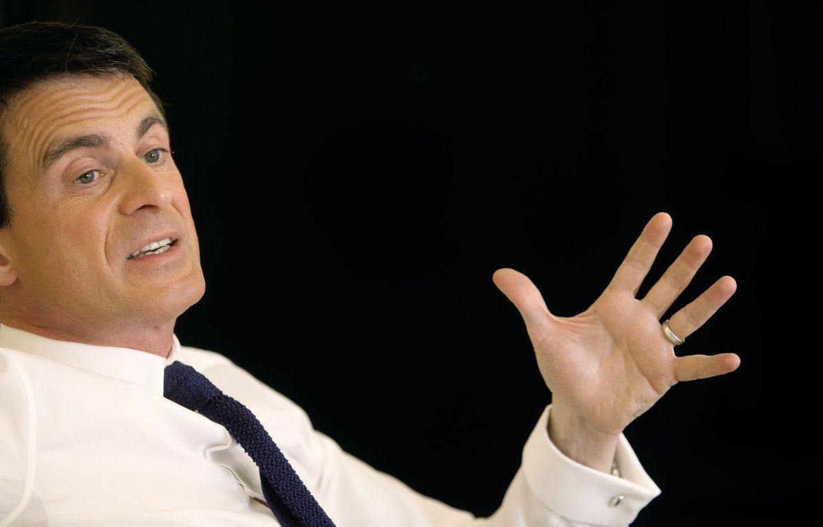Manuel Valls, le Premier ministre, le 27 juin 2015 à Paris. – Eric DESSONS /LE JDD/SIPA
