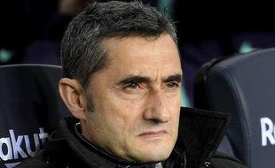 Ernesto Valverde (aucun lien avec Alejandro, qui gagne plus de titres)