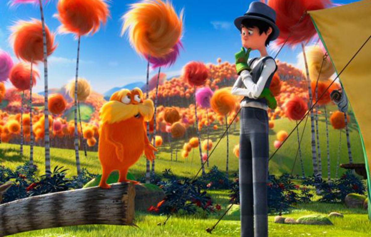 Extrait du film d'animation «Le Lorax». – Universal Pictures
