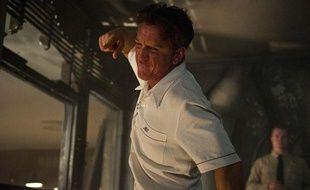 Sean Penn dans le film Gangster Squad.