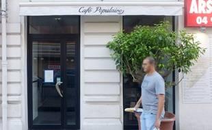 Le Café populaire a été fermé mardi soir