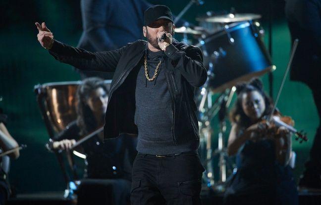 VIDEO. Eminem expliqué pourquoi il a attendu 17 ans pour chanter « Lose Yourself » aux Oscars