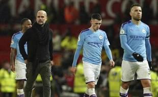Pep Guardiola et les Citizens seront en Europe la saison prochaine