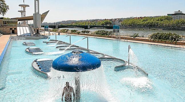 Lyon toujours des remous autour des tarifs de la piscine for Tarif piscine rennes