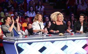 Eric Antoine, Hélène Ségara, Marianne James et Sugar Sammy constituent le nouveau jury d'Incroyable Talent sur M6