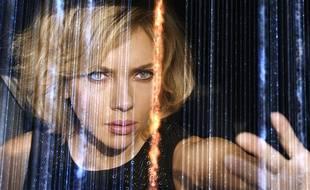 Scarlett Johansson dans «Lucy» de Luc Besson.