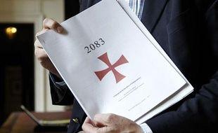 Le manifeste d'Anders Behring Breivik, qui a reconnu être l'auteurs des attentats d'Oslo, a été envoyé à de nombreuses personnes avant le drame.