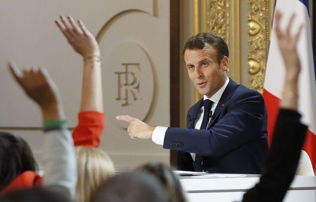 C'est l'heure du BIM: Emmanuel Macron rejette le RIC, l'Elysée n'a «jamais protégé» Benalla et la CIA recrute sur Insta
