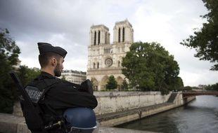 Le sentiment d'insécurité est en forte baisse en Ile-de-France.