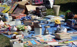 Un couple vendait des objets nazis sur une foire à tout dans l'Eure (illustration)