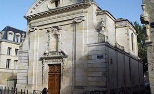 L'Eglise orthodoxe Saint-Joseph à Bordeaux
