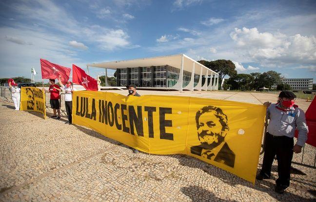648x415 supporteurs ancien president bresilien lula devant cour supreme 14 avril 2021