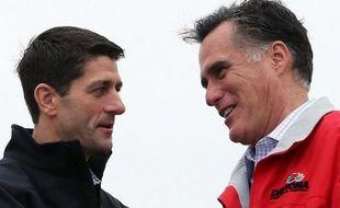 """Le candidat républicain à la vice-présidence des Etats-Unis, Paul Ryan, a reconnu dimanche que son camp avait commis """"quelques bévues"""", à trois jours du premier débat des deux candidats à la Maison Blanche."""