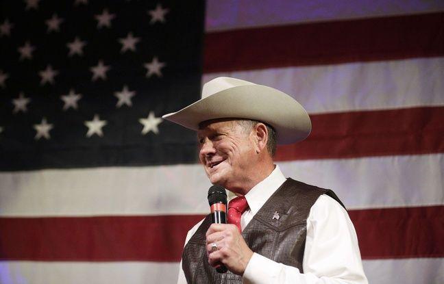 VIDEO. Etats-Unis: Qui est Roy Moore, le candidat sulfureux dont l'élection est décisive pour la majorité républicaine au Sénat ?