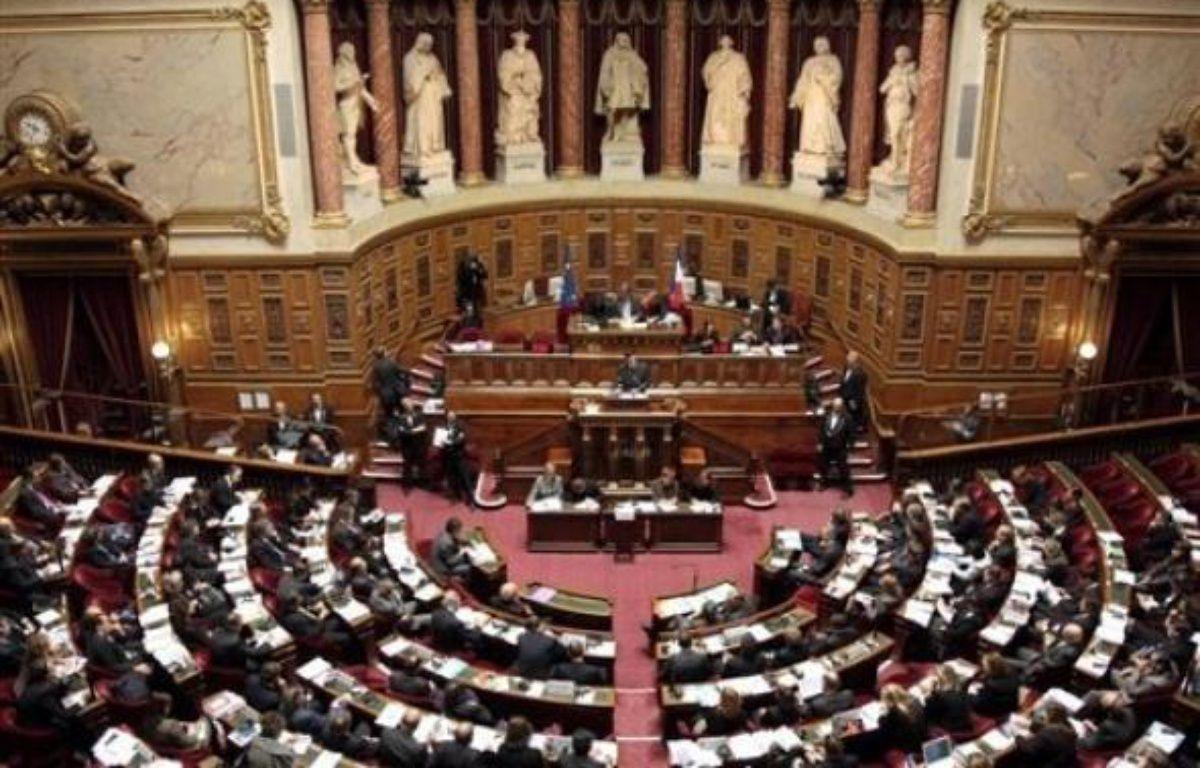 Le Sénat a imprimé sa marque sur la réforme pénitentiaire qu'il a adopté vendredi, en enrichissant notablement un texte qui vise à mettre les conditions de vie dans les prisons françaises, vivement décriées, au diapason des normes européennes. – Jacques Demarthon AFP/archives
