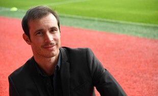 Grégory Lorenzi, directeur sportif du Stade Brestois.
