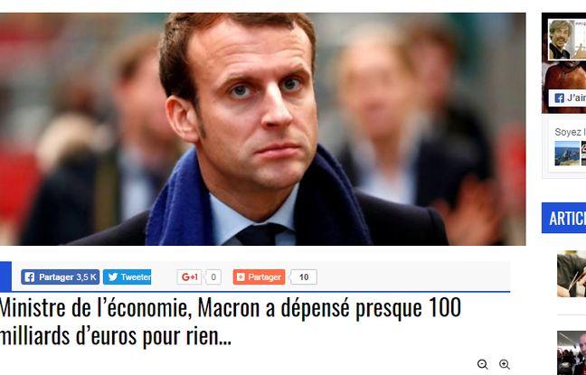 Le bilan d'Emmanuel Macron au gouvernement est disputé.
