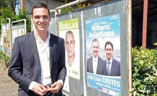 En cas de victoire dimanche du candidat FN, ce serait la première fois depuis 1997 que le parti d'extrême-droite remporterait une élection législative à l'issue d'un duel.