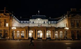 Le Conseil d'Etat, le 6 février 2014 à Paris