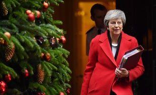 Theresa May, première ministre britannique, le 5 décembre 2018 à Londres.