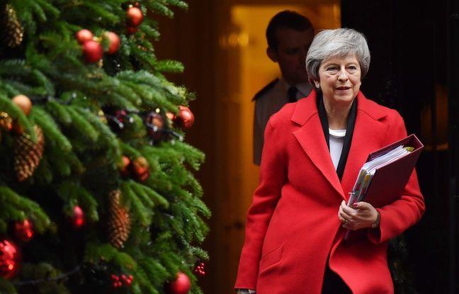 nouvel ordre mondial | Brexit: Theresa May annonce le report du vote des députés sur l'accord conclu avec l'Union européenne