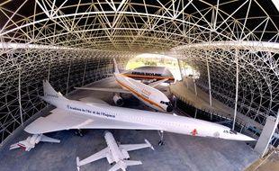 Le musée Aéroscopia abrite deux exemplaires du Concorde