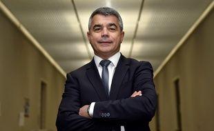 Le maire socialiste de Saint-Nazaire David Samzun.