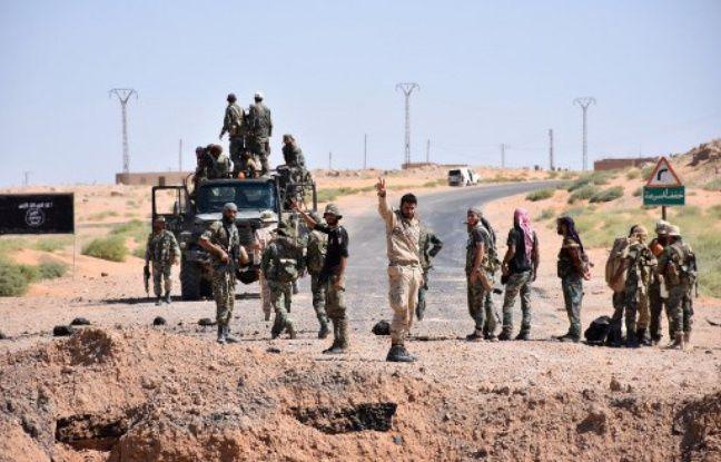 nouvel ordre mondial | Syrie: Le régime de Bachar El Assad encercle la dernière ville aux mains de Daesh