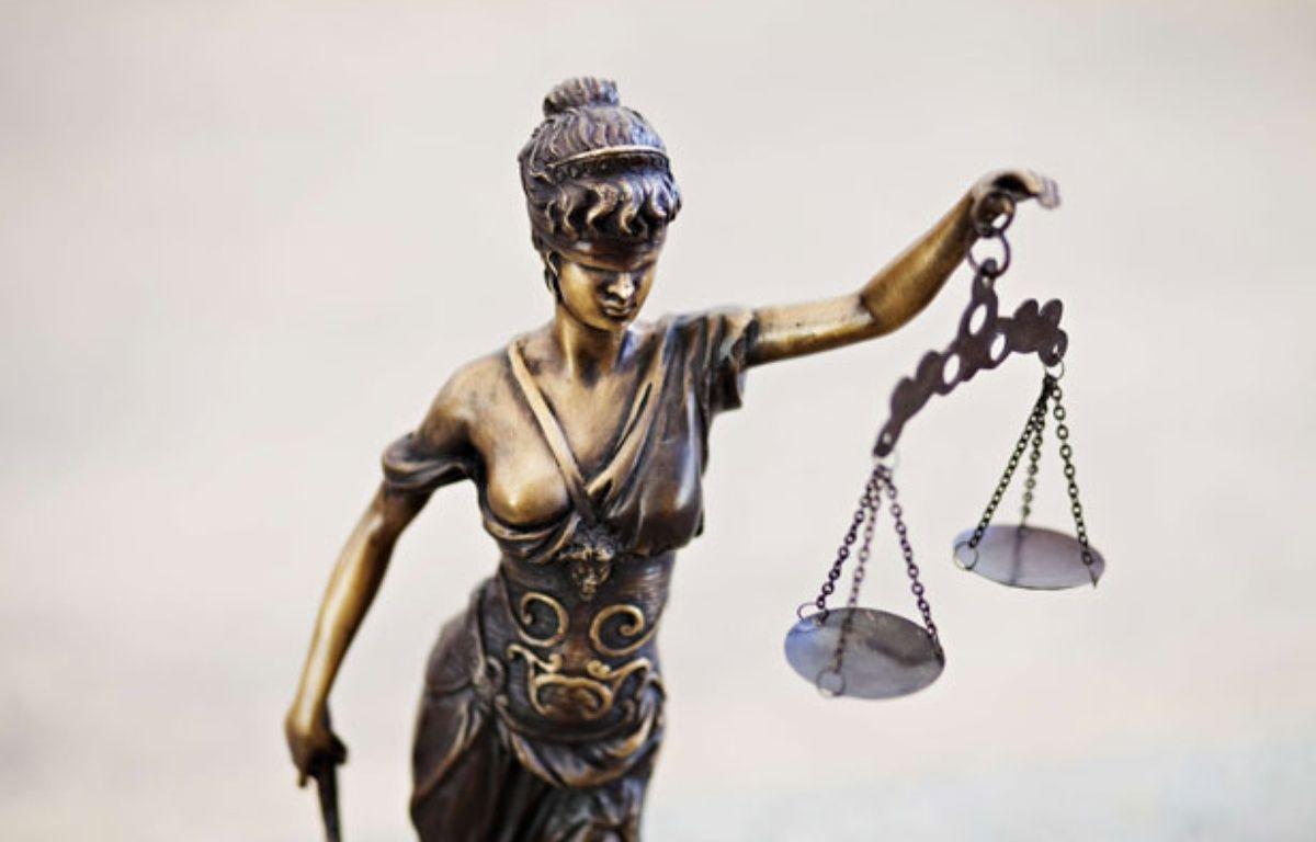 Illustration de la justice.  – Josef Horazny/
