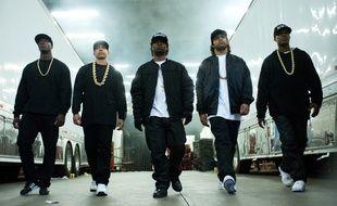 Extrait du film «Straight Outta Compton».