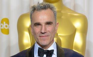 Daniel Day-Lewis aux Oscars 2013.