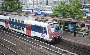 Les lignes A et C du RER sont coupés dans Paris jusque fin août en raison de travaux. Des alternatives pour se déplacer sont proposées par la RATP, la SNCF ou des acteurs privés. (Archives)