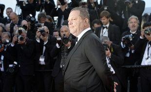 Harvey Weinstein au Festival de Cannes, en 2013.