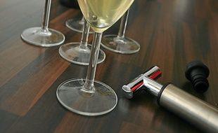 Le vin bio séduit les étrangers.