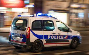 L'accident s'est produit vers 1h30 sur la voie Mathis à Nice (Illustration)