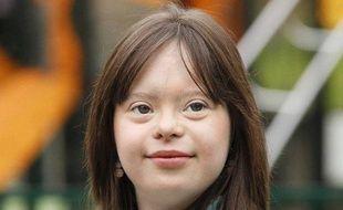Elle va être la première personne en situation de handicap au monde à présenter le bulletin.