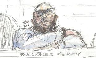 Abdelkader Mérah a été jugé, en appel, pour