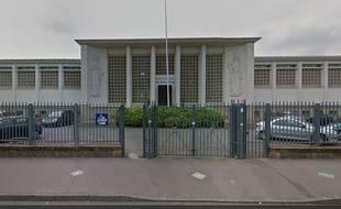 Le palais de justice de Saint-Nazaire (illustration).