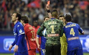 Finale de Coupe de la Ligue, Bastia-PSG.