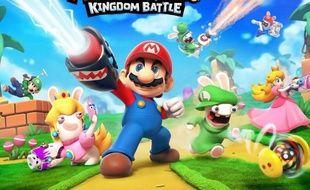 «Mario + Lapins Crétins : Kingdom Battle», la rencontre de deux icônes du jeu vidéo