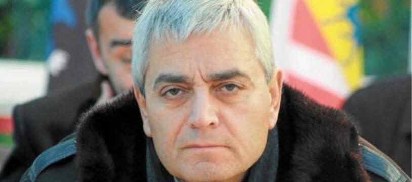 Stéphane Cherki est le maire d'Eze depuis 2008